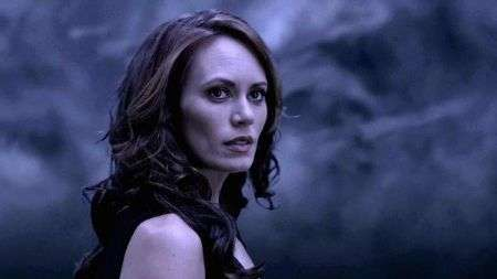 Emily Swallow as The Darkness (Amara) on Superntural season 11.