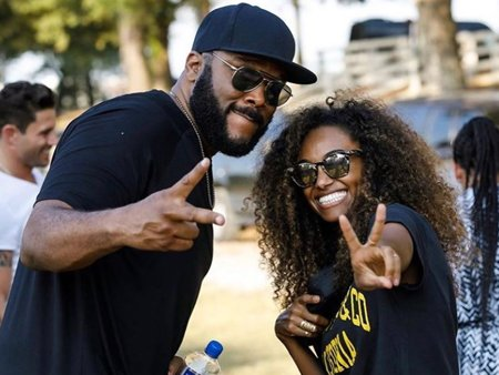 Gelila Bekele and Tyler Perry are in a relationship for over 10 years.