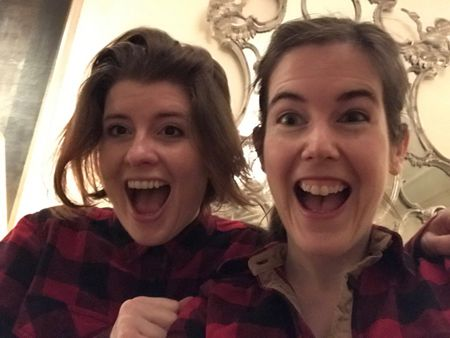 Mallory Ortberg and Nicole Cliffe started the internet feminist website 'The Toast.'