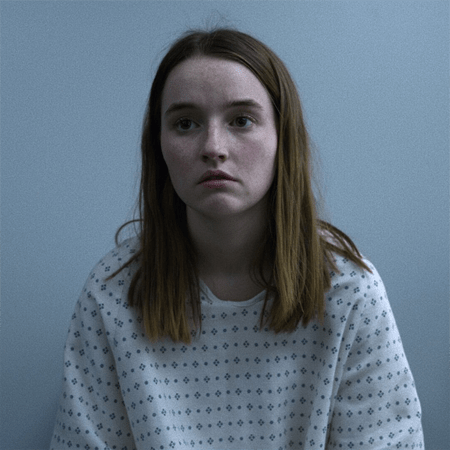 Kaitlyn Dever played the character of Marie Adler in the Netflix show Unbelievable