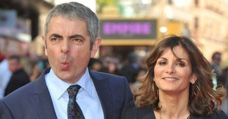 Rowan Atkinson and Sunetra Sastry got divorced in 2015.