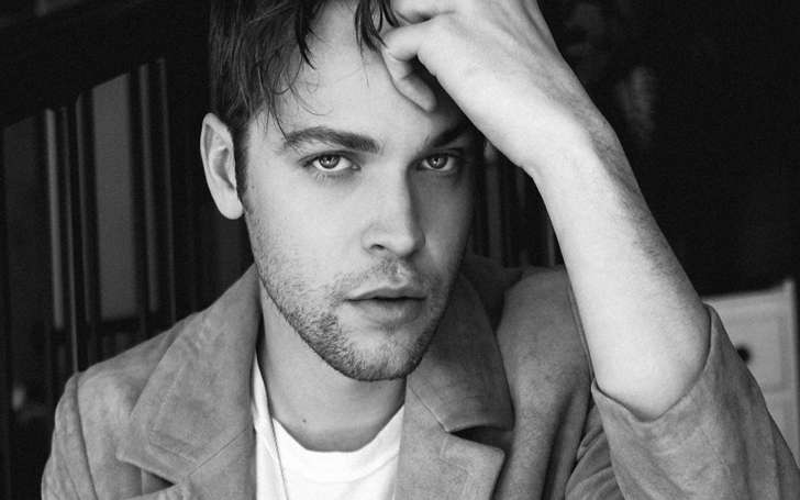 Alexander Calvert | Supernatural, Jack, Career, Girlfriend, Cat, Early Life