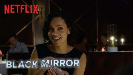 Georgina Campbell appeared in Black Mirror.