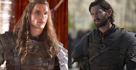 Ed Skrein was replace by Michiel Huisman in season 4 of Game of Thrones as Daario Naharis.