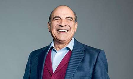 David Suchet will voice a character in the upcoming 'His Dark Materials.'
