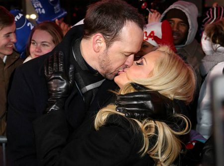 Donnie Wahlberg and Jenny McCarthy started dating in 2013.