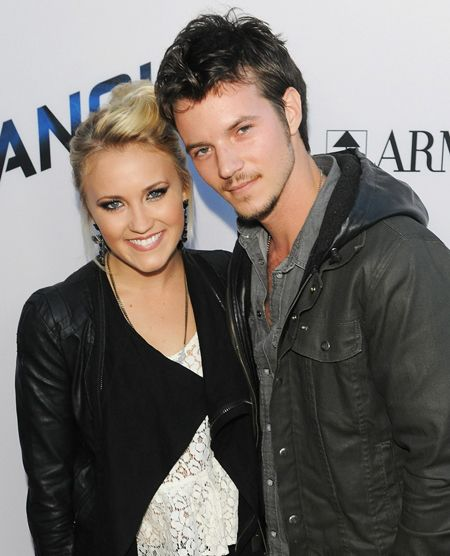 Emily Osment and Nathan Keyes fell in love while working together on 'Cleaners.'
