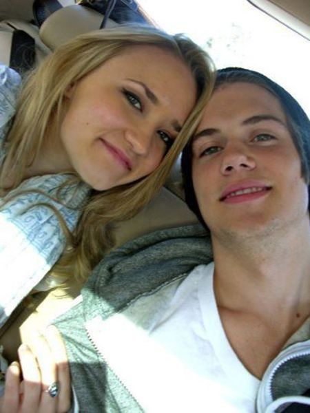 Emily Osment and Tony Oller were said to be in a relationship for a short while.