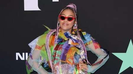 'John Cena' singer Sho Madjozi who dissed her ex-boyfriend at the SAMA 25 awards acceptance speech was surprised by her victory.