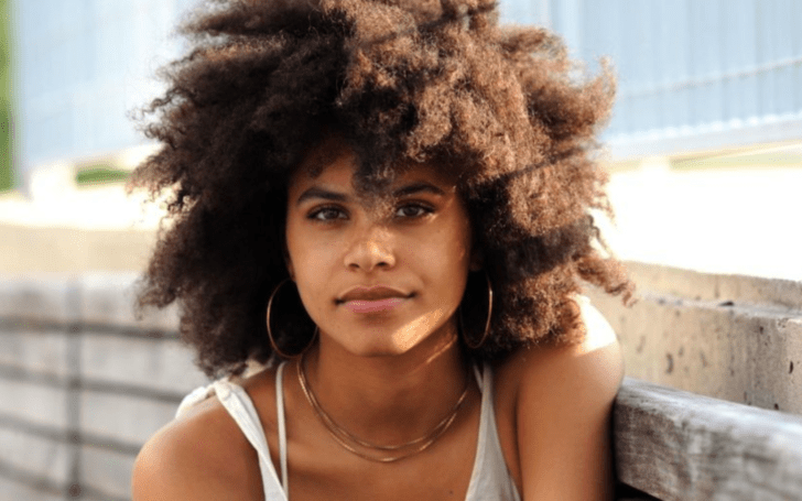 Zazie Beetz | Boyfriend, David Rysdahl, Atlanta, Deadpool 2, Joker, Domino, Husband