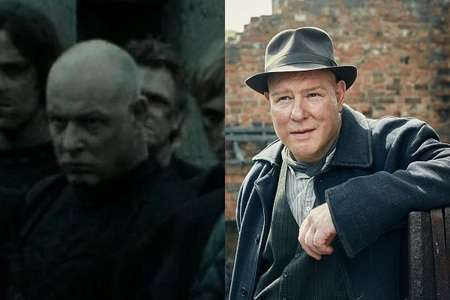 Ian Peck played Hogsmeade Death Eater in 'Harry Potter and the Deathly Hallows: Part 2'.