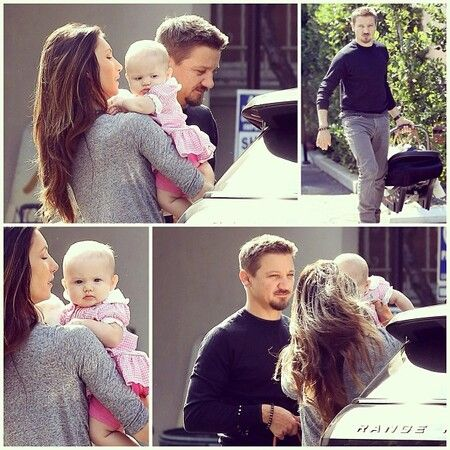 Sonni Pacheco believes her former husband Jeremy Renner is a bad influence on their daughter Ava.