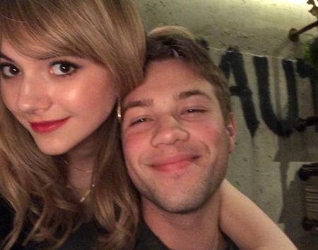 Girlfriend and boyfriend duo Emilia Jones and Connor Jessup are starring together in 'Locke & Key' (2019).