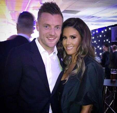 Rebekah Vardy is currently married to her third husband, Leicester City star Jamie Vardy.