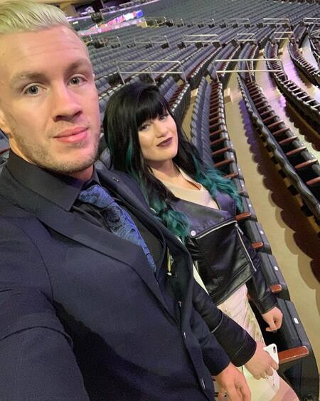 Will Ospreay nearly blew up his shot at dating Bea Priestley during their first meeting.