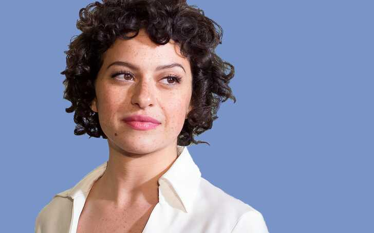 Alia Shawkat | Dating, Boyfriend, Michael Angarano, Bisexual, Husband