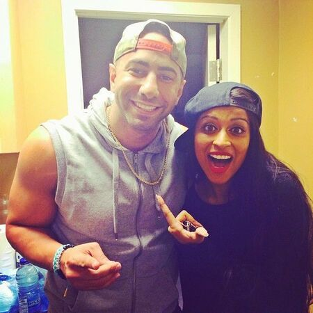 Lilly Singh was in a relationship with her boyfriend Yousef Erakat who she collaborated with on Youtube videos.