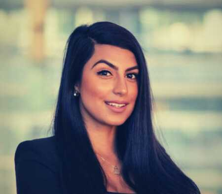 Shay Shariatzadeh was influenced by her brother to pursue engineering.