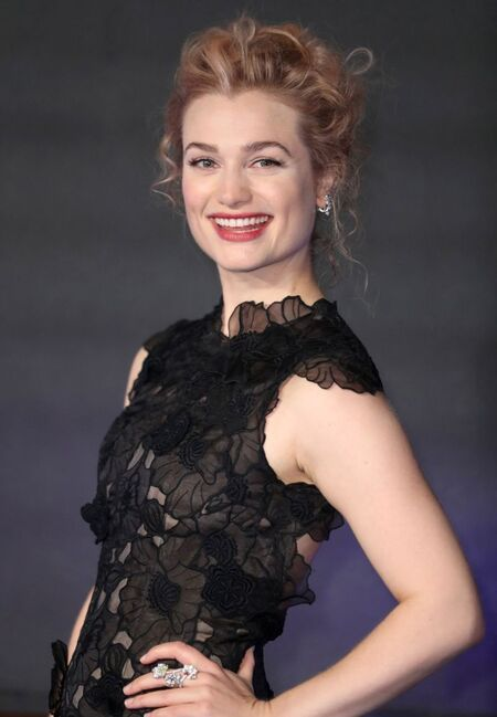 Alison Sudol is an American singer, songwriter, and actress.
