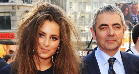 Mr. Bean Rowan Atkinson daughter Lily Atkinson changed her named to Lily Sastry in 2015.