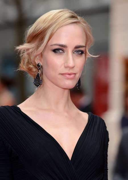 Ruta Gedmintas is portraying Serafina Pekkala in the HBO series 'His Dark Materials'.
