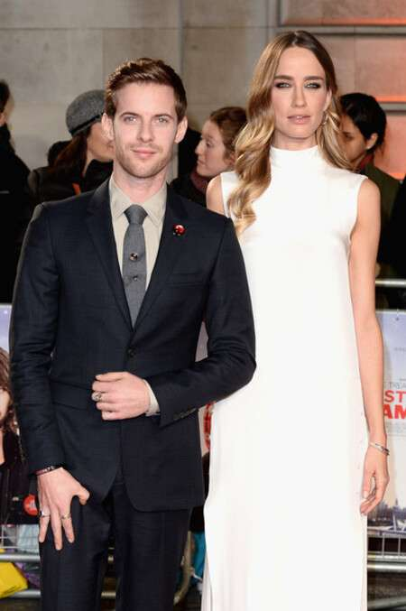 His Dark Materials star Ruta Gedmintas is dating her partner Luke Treadaway.