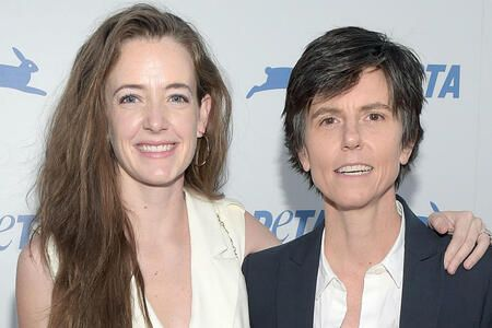 Tig Notaro and her wife Stephanie Allynne are married since 2015.