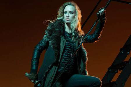 Ruta Gedmintas as Dutch Velders in The Strain.