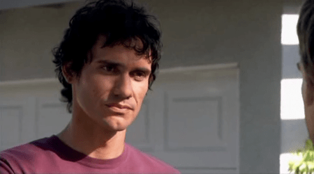 'Twilight' star Christian Camargo as Brian Moser or Rudy Cooper in 'Dexter'.