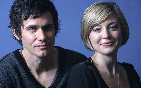 Husband and wife duo Christian Camargo and Juliet Rylance are married since 2008.