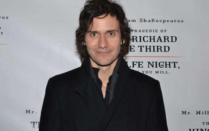 Christian Camargo | Married, Wife, Juliet Rylance, See, Dexter, Twilight