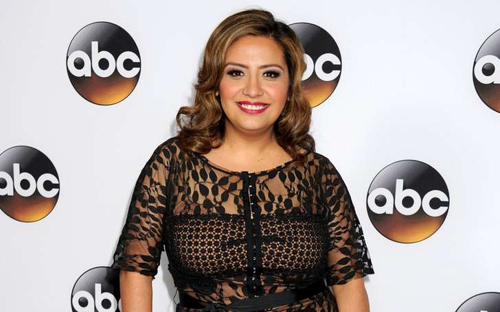 Cristela Alonzo | His Dark Materials, Hester, Cars 3, Cruz Ramirez, The Angry Birds Movie