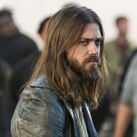 Tom Payne played the role of Jesus in the AMC series 'The Walking Dead'.