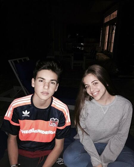 Daniel Skye and his girlfriend Baby Ariel are rumored to be unofficially dating.