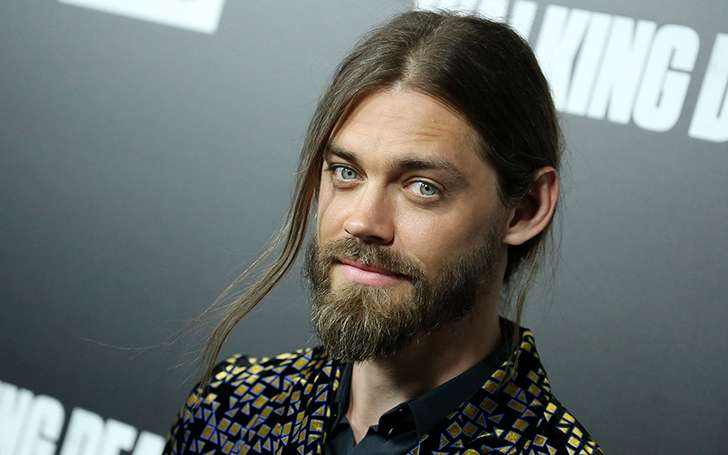 Tom Payne | Prodigal Son, Girlfriend, Fiancee, Jennifer Akerman, Engaged, The Walking Dead