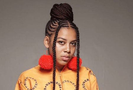 The singer of 'John Cena' Sho Madjozi wants to put an end to marginalization in Africa.