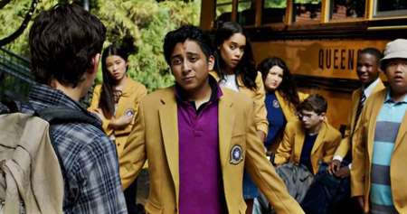 Tony Revolori played the character of Flash Thompson in Spider-Man.