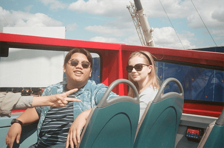 Jacob Batalon and Angourie Rice's characters were romantically involved in Spider-Man: Far From Home.