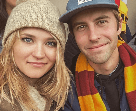 Emily Osment and Jim Gilbert are in a relationship.