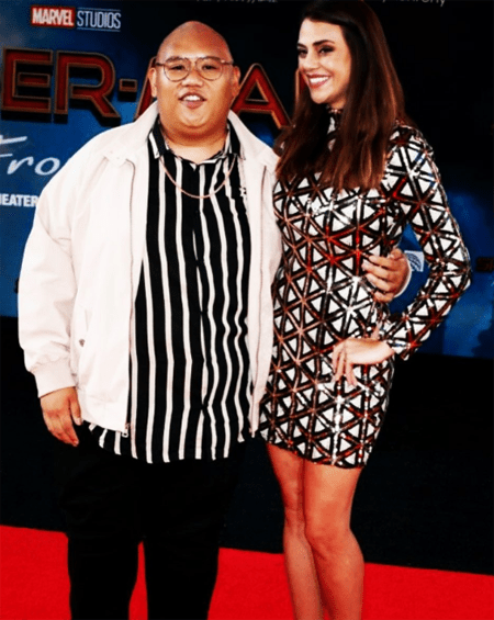 Jacob Batalon and his mysterious woman Kelly were seen during the premiere of Spider-Man: Far From Home.