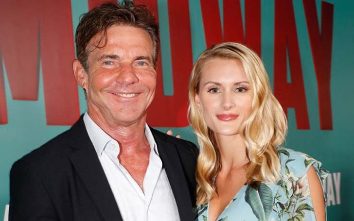 Laura Savoie | Dennis Quaid, Engaged, Relationship, Fiance, Jeremy Piven, Education, PhD, College, Ring