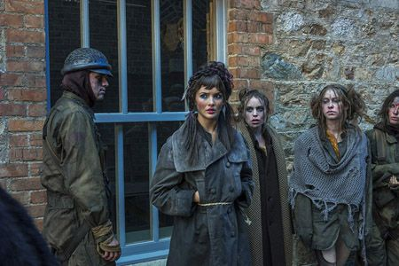 Maddison Jaizani played the character of Odessa in the series Into the Badlands.
