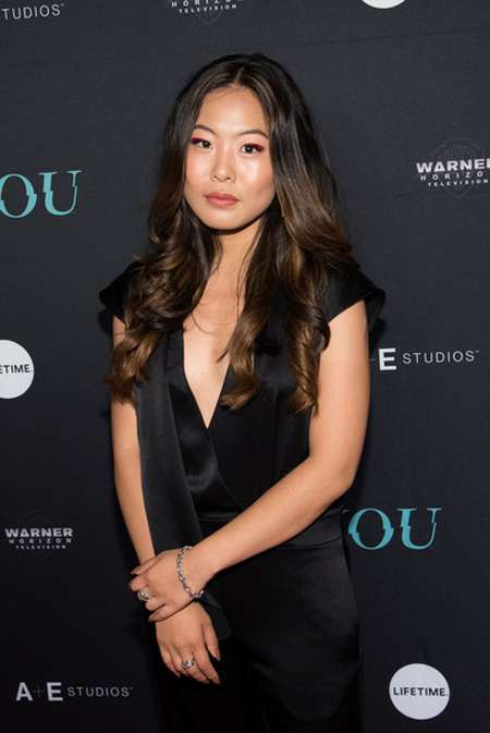 Nicole Kang played Lynn Lieser in the series You.