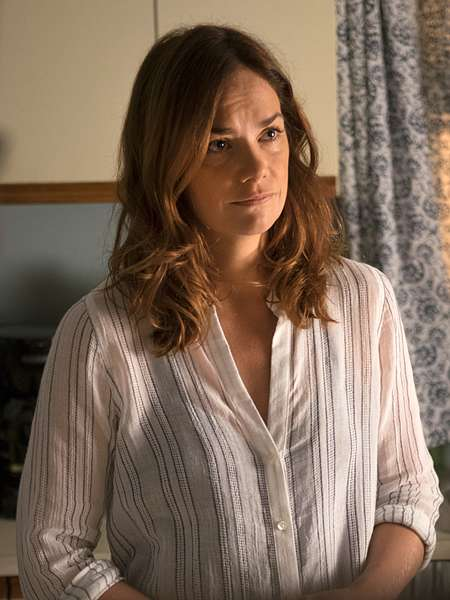 Ruth Wilson as Alison in the series 'The Affair.'
