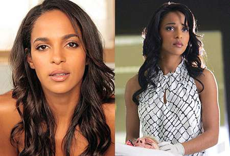Megalyn Echikunwoke appeared in 65 episodes of Spyder Games.