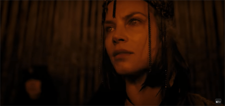 Sylvia Hoeks is playing Queen Kane in the upcoming series SEE.