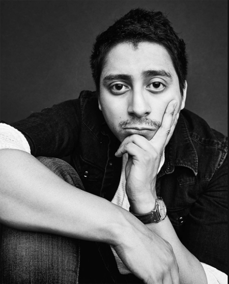 Tony Revolori posing for a profile image.