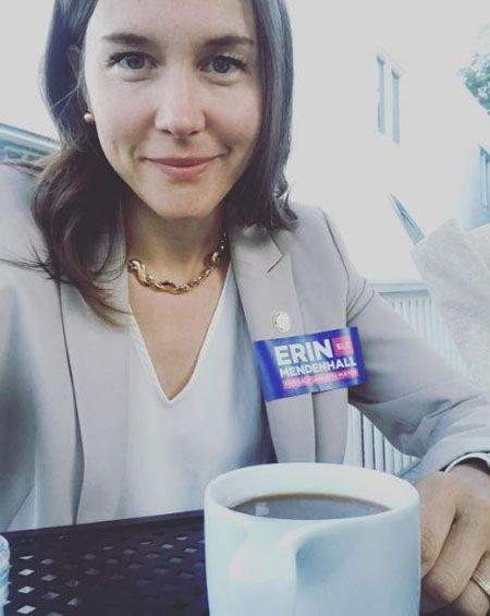 Erin Mendenhall is a Salt Lake City Councilwoman and a Mayoral candidate for 2019.