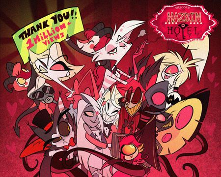 Hazbin Hotel Characters are the real winners of the pilot episode of the show.