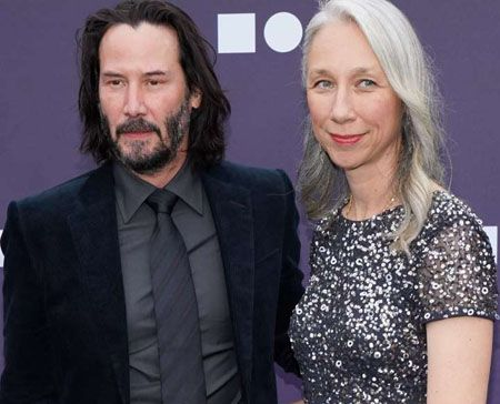Keanu Reeves' new GF Alexandra Grant met each other in 2011.